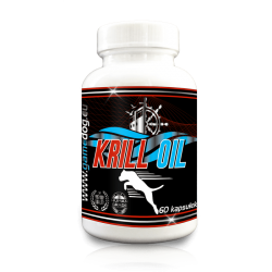 GAME DOG -  Krill Oil [60...